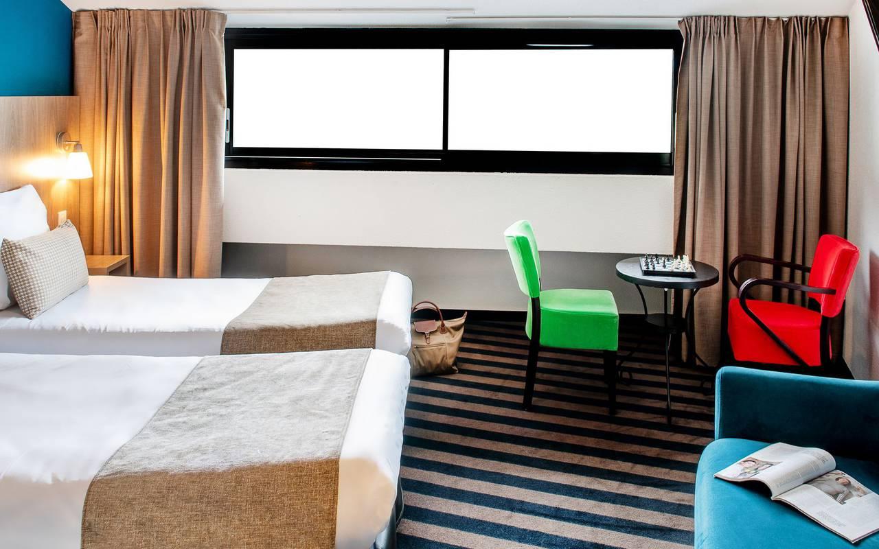 Spacious suite, hotel Lourdes, hotel Panorama